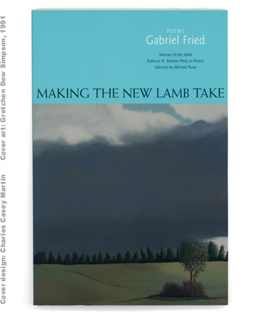 Making the New Lamb Take by Gabriel Fried